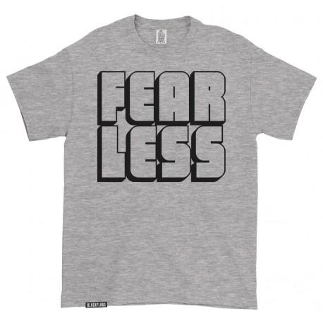 T-shirt FEAR LESS Heather Grey