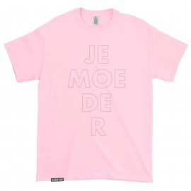"T-shirt ""Je-moe-de-r"""