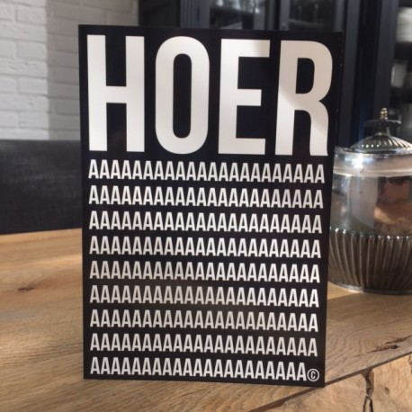HOERa xl card