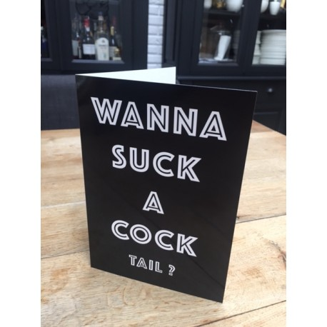Cocktail card xl