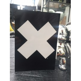 "Big ""X"" card xl"
